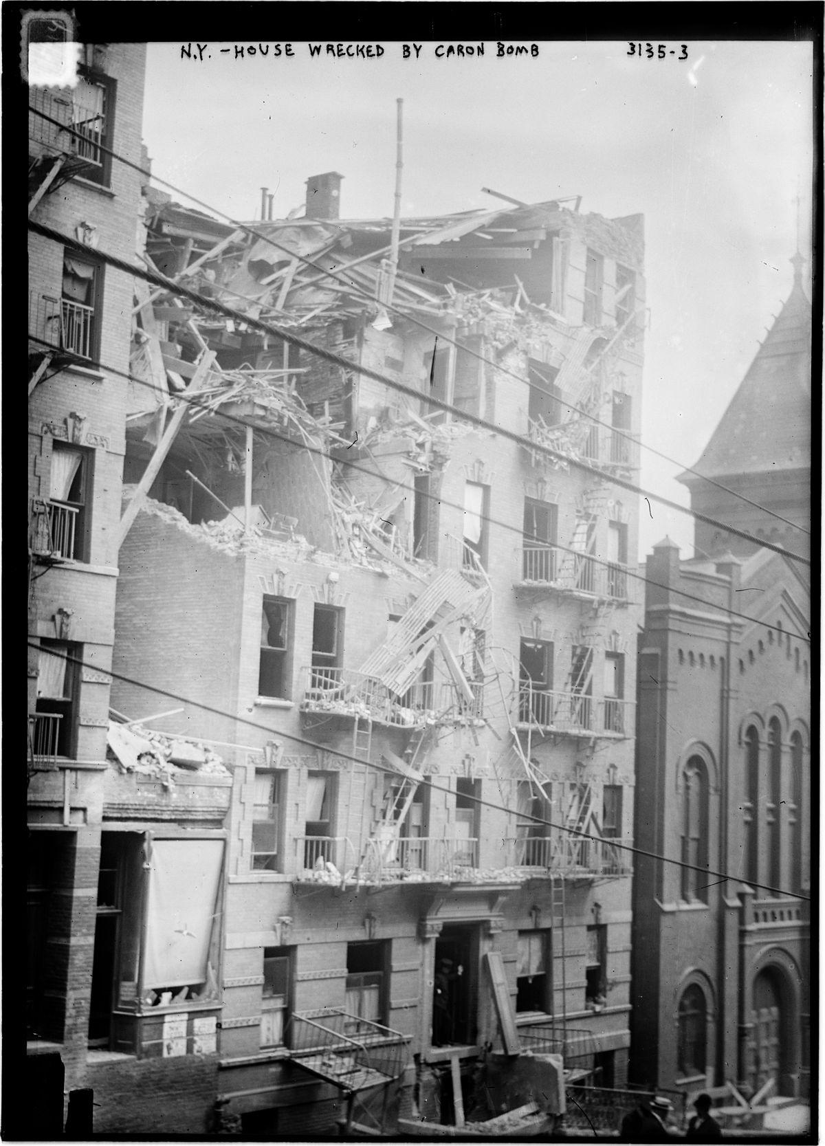 Lexington Avenue explosion - Wikipedia