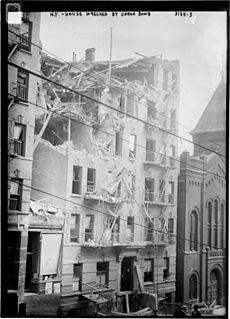 Lexington Avenue explosion