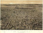 Newark NJ 1874