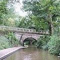 Newport Road Bridge, Shropshire Union Canal, Knighton, Shropshire - geograph.org.uk - 547844.jpg