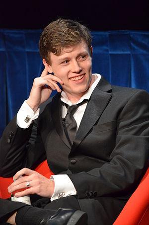 Nick Eversman - Eversman in 2012.
