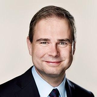 Nicolai Wammen Danish politician