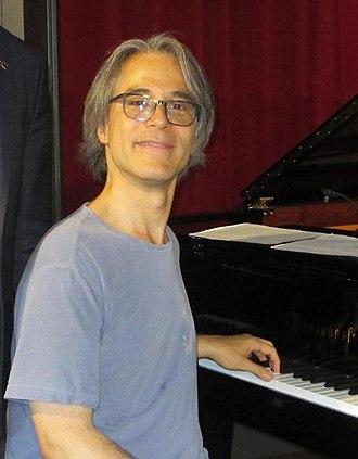 Niels Lan Doky - Lan Doky rehearsing at the Standard in Copenhagen in August 2015.