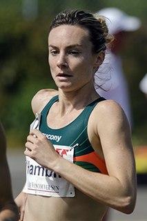 Nikki Hamblin New Zealand middle-distance runner
