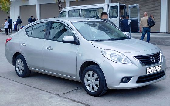 Nissan sunny wikiwand from wikipedia the free encyclopedia fandeluxe Images