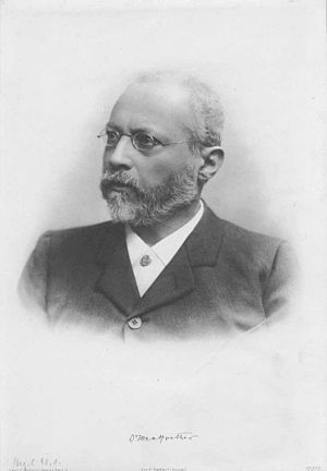 Max Noether - Max Noether, c. 1870s