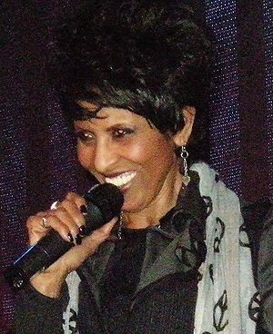 Nona Hendryx - Nona Hendryx appearing at 2009 Pop Conference, Experience Music Project, Seattle, Washington. (6 April 2009)