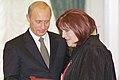 Nonna Mordyukova and Vladimir Putin 2002-06-12.jpg