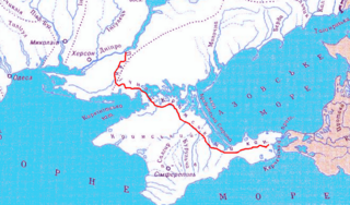 North Crimean Canal canal