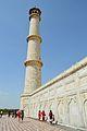 North-western Minaret - Taj Mahal - Agra 2014-05-14 3834.JPG