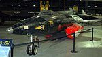 North American X-15A-2, National Museum of the US Air Force, Dayton, Ohio, USA. (44702069770).jpg