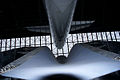 North American XB-70A Valkyrie Nose above YF-23 wide R&D NMUSAF 25Sep09 (14413823020).jpg