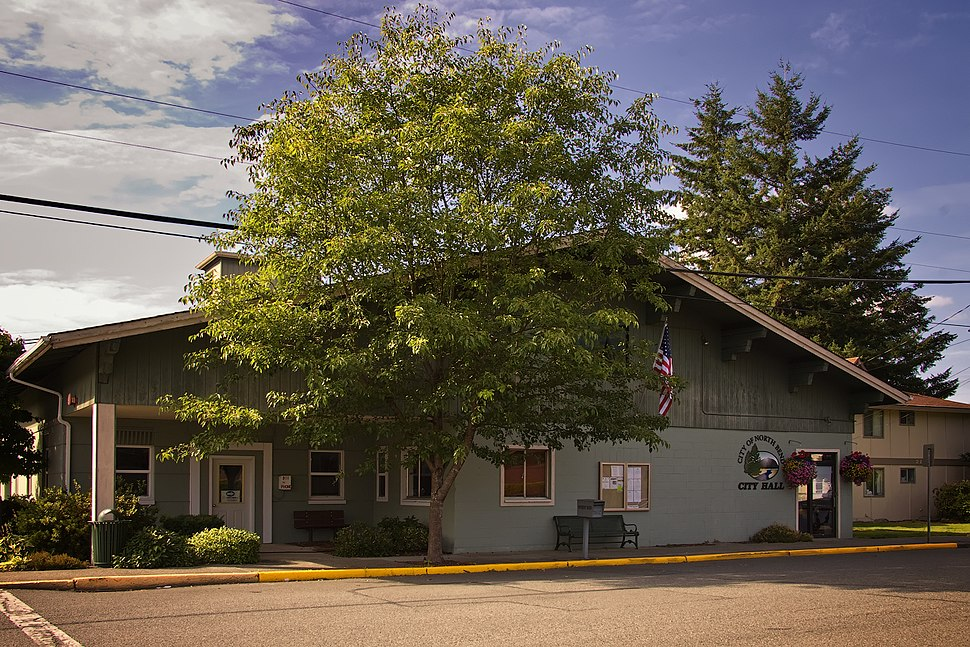 North Bend City Hall