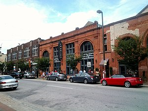 North Central Historic District (Baltimore, Maryland) - Image: North Central Historic District 2012 09 03 15 56 47