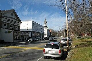 North Brookfield (CDP), Massachusetts CDP in Massachusetts, United States