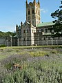 North Side and Tower, Buckfast Abbey - geograph.org.uk - 219589.jpg
