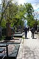 North alley of the 2nd Christian Cementery in Odessa.jpg