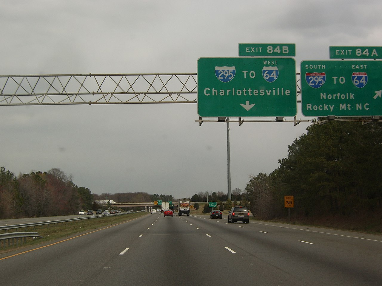 File:Northbound Inters...I 95 Exit 29