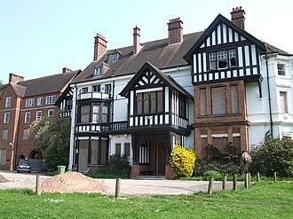 Northfield, Birmingham - Northfield Manor House – former home of George Cadbury and now owned by Birmingham University