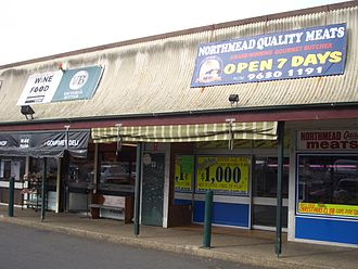 Northmead, New South Wales - Northmead shopping centre