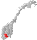 Norway Counties Telemark Position.svg