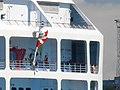 Norwegian Sun Flag 18 July 2012.JPG