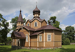 Nowa Wola - Church of John the Baptist 03.jpg