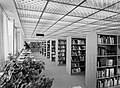 Nyíregyháza 1975, Móricz Zsigmond Megyei és Városi könyvtár. Fortepan 84795.jpg