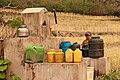 Nyaya Health Community Water Tap in Ridikot VDC (7157254552).jpg