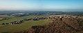 Oßling OT Weißig Aerial Panorama alt.jpg