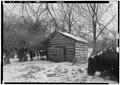 OLD ICE HOUSE - General Joseph Wheeler House, State Highway 20, Wheeler, Lawrence County, AL HABS ALA,40-WHEL,1-14.tif