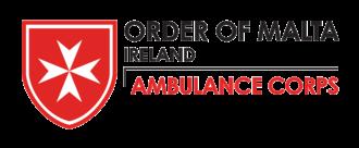 Order of Malta Ambulance Corps - Image: OM AMBULANCE CORPS BRAND