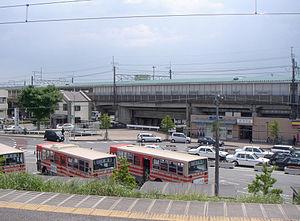 Ōami Station - Ōami Station