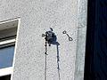 Oberleitungsrosette Solingen-Ohligs 1.JPG