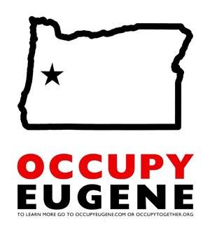 Occupy Eugene - Occupy Eugene Poster