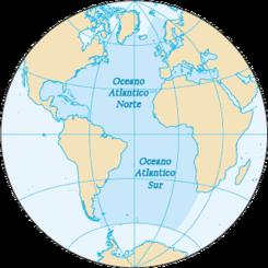 Ocano Atlntico  Wikipedia la enciclopedia libre
