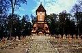 Odbudowana Gontyna w Łużnej, Cmentarz Wojenny nr 123.JPG