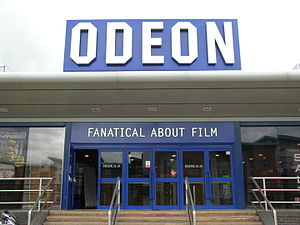 Odeon Cinemas - An Odeon Cinema at Intu Merry Hill, Brierley Hill, West Midlands