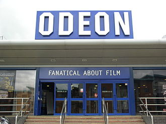 Merry Hill Shopping Centre - Odeon Cinema, intu Merry Hill
