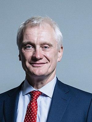 Graham Stuart (politician) - Official parliamentary portrait 2017