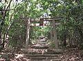 Ojiharinamawakahime-jinja torii.JPG