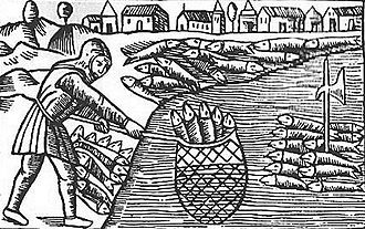 Clupea - Medieval herring fishing in Scania, 1555