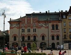 Old (Stary) Theater, 1,Szczepanski square, Kraków Old Town.jpg