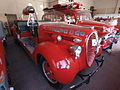 Old Ford fire engine of the fire department of Bombeiros Santa Comba Dao, Portugal pic2.JPG