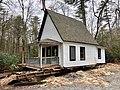 Old High Hampton Schoolhouse, Cashiers, NC (31682892577).jpg
