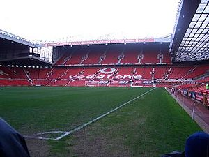Super League Test series - Image: Old Trafford