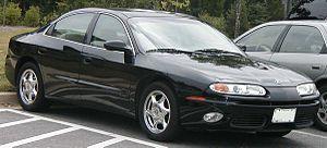 GM G platform (1995) - 2001-2003 Oldsmobile Aurora