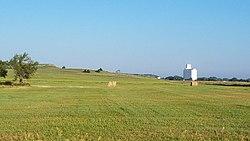 On the Great Plains, Kansas, 294 miles west of Missouri River. (redo 2016).jpg
