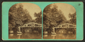 On the Wissahickon. (Old Log Cabin Park), from Robert N. Dennis collection of stereoscopic views.png