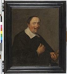 Portret van een man uit de familie Van der Mersch